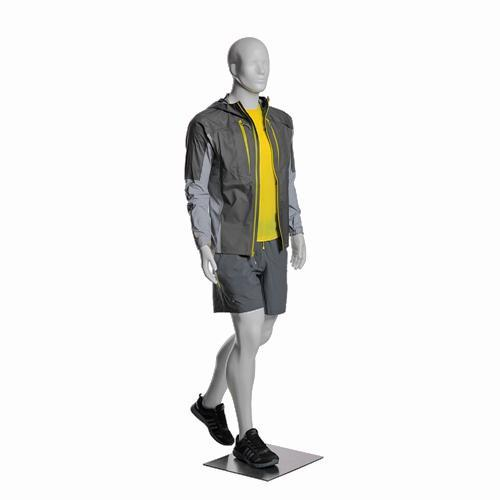 Mannequin Mall Male Abstract Hiking Mannequin MM-ZL-M01 For Fashion Stores and Retail Shops