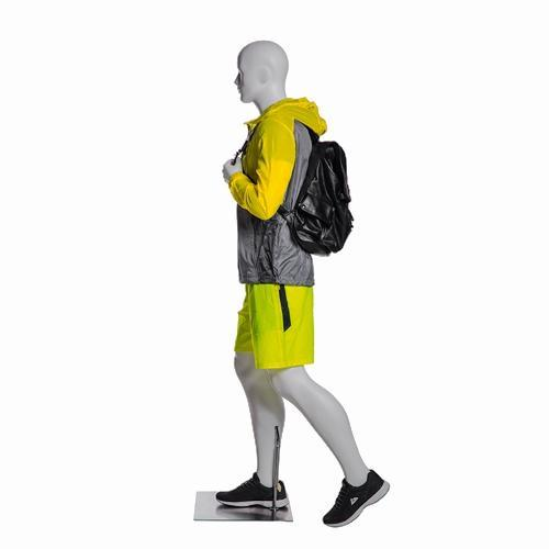Mannequin Mall Male Abstract Hiking Mannequin MM-ZL-M02 For Fashion Stores and Retail Shops