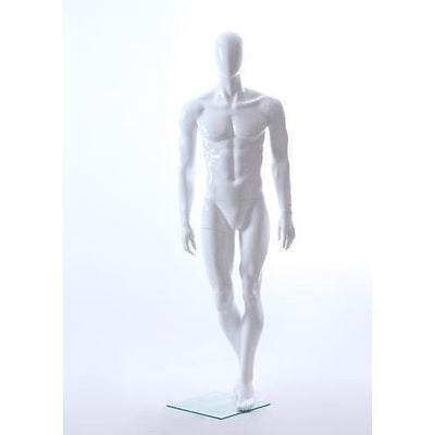 Mannequin Mall Male Abstract Mannequin MM-MIK7E For Fashion Stores and Retail Shops