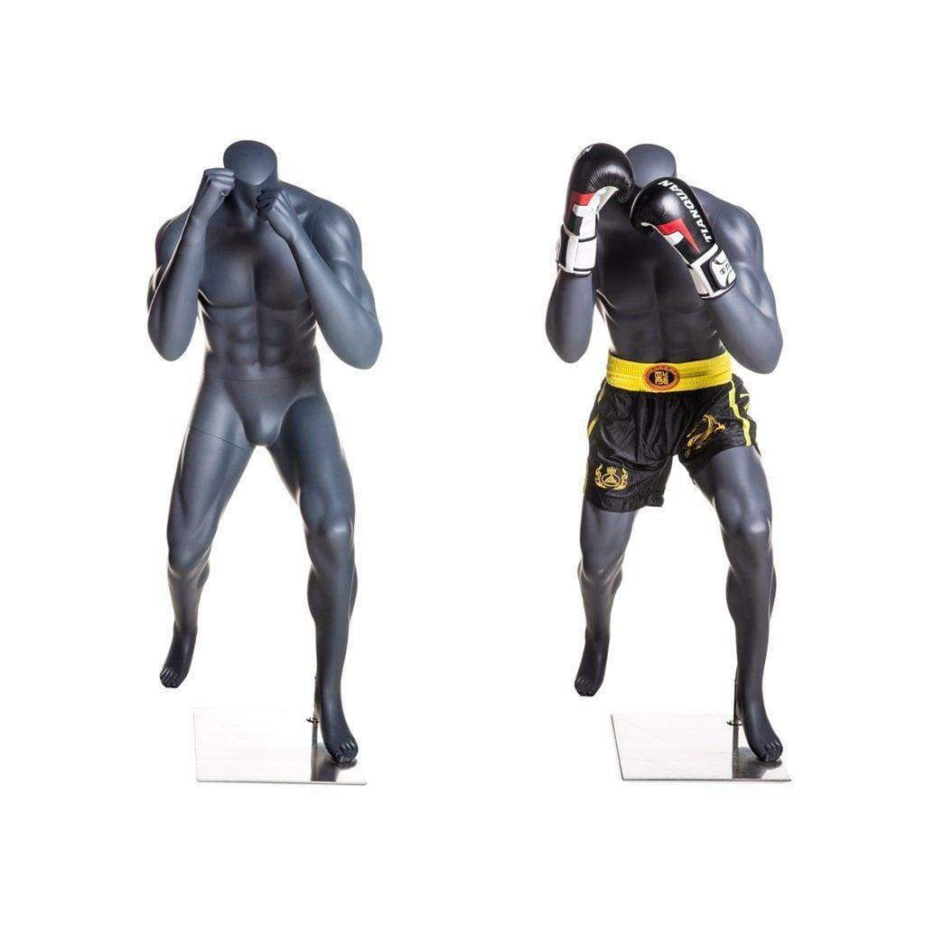 Mannequin Mall Male Athletic Boxing Mannequin MM-BOXING-1 For Fashion Stores and Retail Shops
