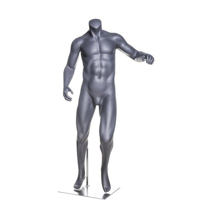 Mannequin Mall Male Athletic Soccer Sports Mannequin MM-TQ2 For Fashion Stores and Retail Shops