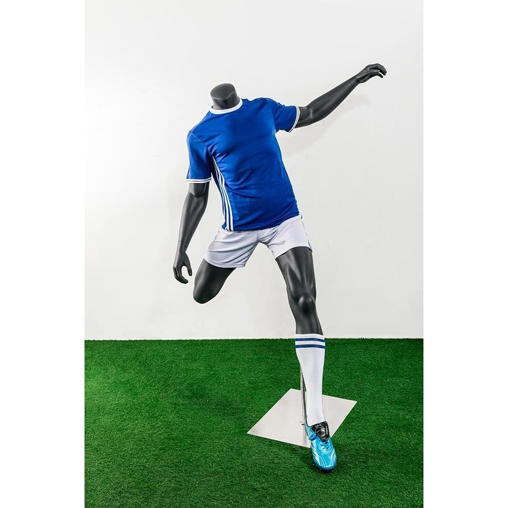 Mannequin Mall Male Athletic Soccer Sports Mannequin MM-TQ3 For Fashion Stores and Retail Shops