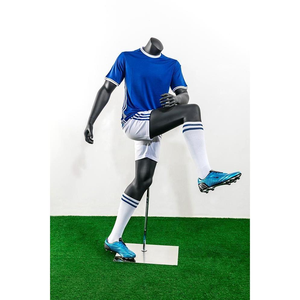 Mannequin Mall Male Athletic Soccer Sports Mannequin MM-TQ4 For Fashion Stores and Retail Shops