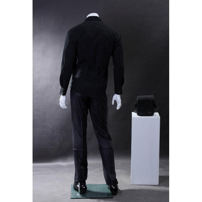 Mannequin Mall Male Headless Mannequin MM-WEN5BW For Fashion Stores and Retail Shops