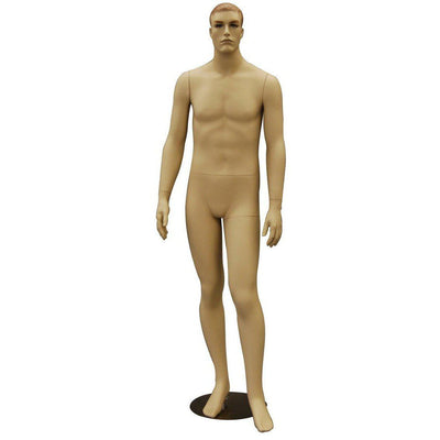 Mannequin Mall Male Realistic Mannequin MM-7001F2 For Fashion Stores and Retail Shops