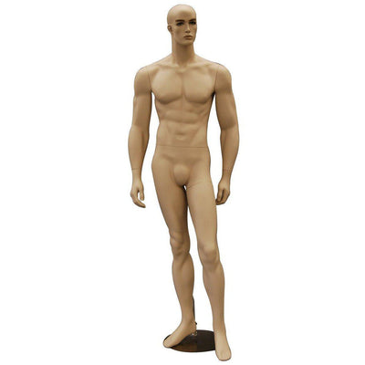 Mannequin Mall Male Realistic Mannequin MM-CCB32F For Fashion Stores and Retail Shops