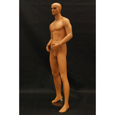Mannequin Mall Male Realistic Mannequin MM-HAM24 For Fashion Stores and Retail Shops