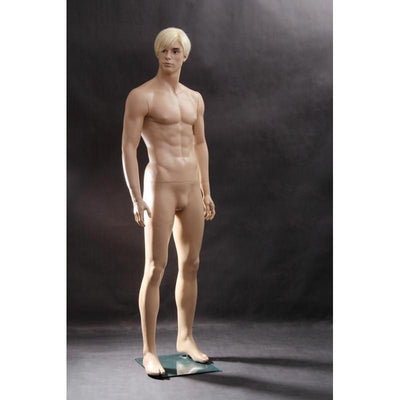 Mannequin Mall Male Realistic Mannequin MM-WEN6 For Fashion Stores and Retail Shops