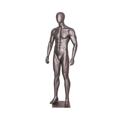 Mannequin Mall Male Sports Mannequin MM-JSM01 For Fashion Stores and Retail Shops