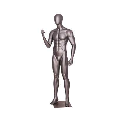 Mannequin Mall Male Sports Mannequin MM-JSM04 For Fashion Stores and Retail Shops