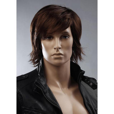 Mannequin Mall Male Wig #ZL101-2T33 For Fashion Stores and Retail Shops