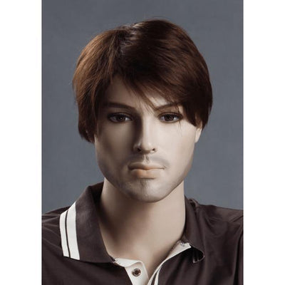 Mannequin Mall Male Wig #ZL6-33 For Fashion Stores and Retail Shops