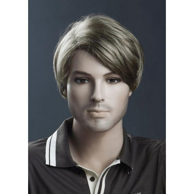 Mannequin Mall Male Wig #ZL8-16 For Fashion Stores and Retail Shops
