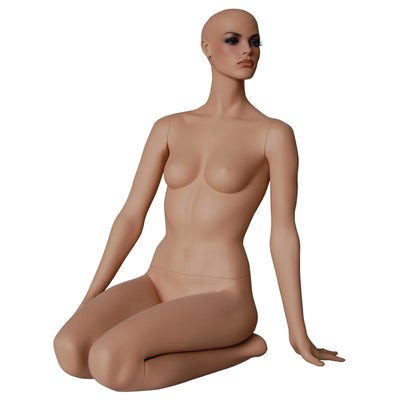 Mannequin Mall Realistic Female Mannequin MM-FR1 For Fashion Stores and Retail Shops