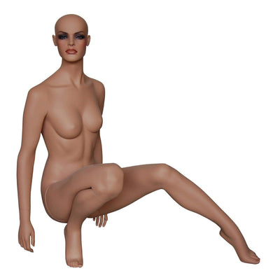 Mannequin Mall Realistic Female Mannequin MM-FR7 For Fashion Stores and Retail Shops