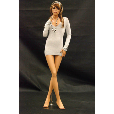 Mannequin Mall Realistic Female Mannequin MM-FR8 For Fashion Stores and Retail Shops