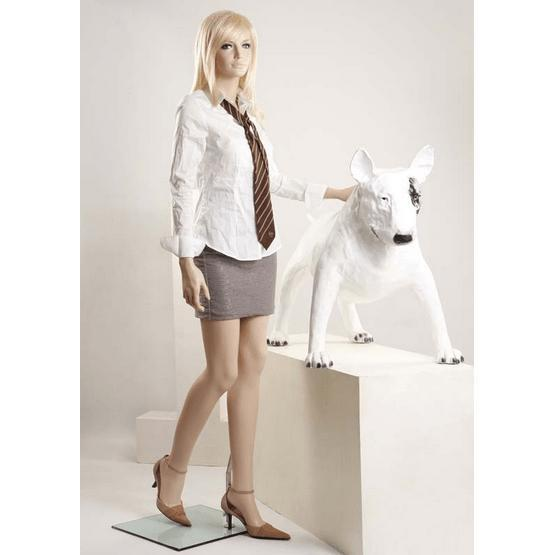 Mannequin Mall Realistic Female Mannequin MM-ZARA7 For Fashion Stores and Retail Shops