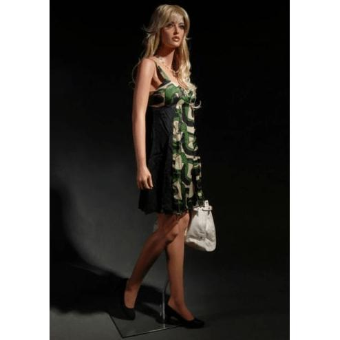 Mannequin Mall Realistic Female Mannequin MMR-LEM23 For Fashion Stores and Retail Shops