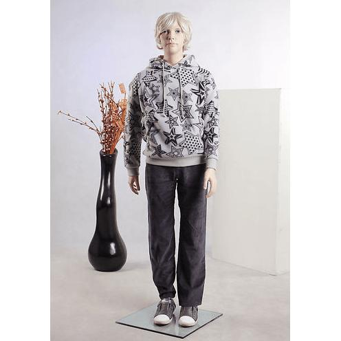Mannequin Mall Teenage Boy Mannequin MM-BC05 For Fashion Stores and Retail Shops