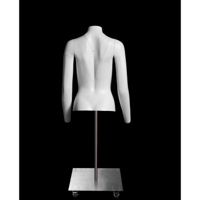 Mannequin Mall Ultimate Female Invisible Ghost Mannequin Torso 2.0 MM-GH1-2F For Fashion Stores and Retail Shops