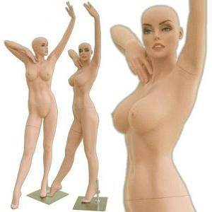 Mannequin Mall Voluptuous Sexy Female Mannequin MM-ACK6X For Fashion Stores and Retail Shops