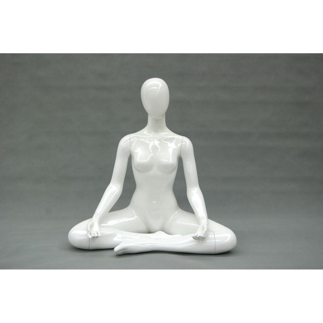 Mannequin Mall Yoga Mannequin MM-YOGA01 For Fashion Stores and Retail Shops
