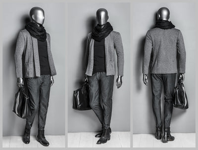 Male Abstract Mannequin MM-DS002