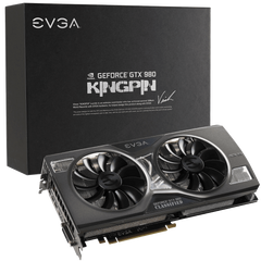 EVGA GeForce GTX 980 4GB 256 Bit