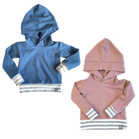 Hooded Long Sleeves