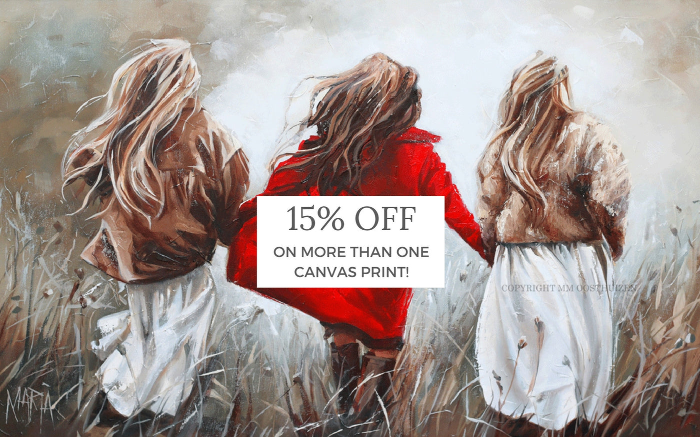 great deal on our fine art canvas prints house of maria