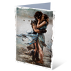 Warrior Lover - Greeting Card