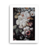 Flowers in Bloom - 18 x 24 Canvas Print