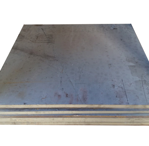 Hot Rolled Abrasion Resistant AR450 Plate 1/2""