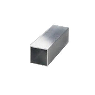 "Aluminum Square Tube 1""OD x .125 Wall RD CRN"