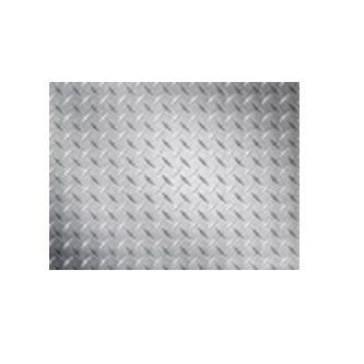 "Aluminum Floor/Deck/Diamond Plate/Mill Finish 1/4"" (.250)"