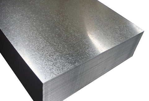 Hot Rolled Galvanized Sheets 18 GA.