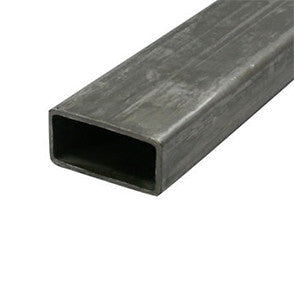 "Hot-Roll Rec Tube 8"" x 3"" x 1/2"""