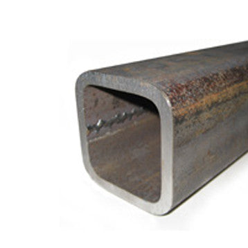 "Hot-Roll Square Tube 1-1/4"" x 1-1/4"" x 13ga"