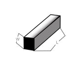 Cold Roll Square Solid 1-1/8""