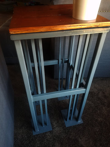 Custom-Square End Table