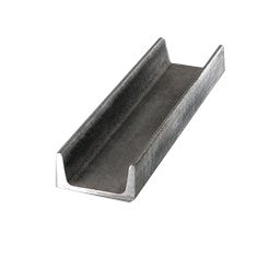 "4"" Hot-Roll Channel 7.25#  Web .321"" x  Leg 1.721"""