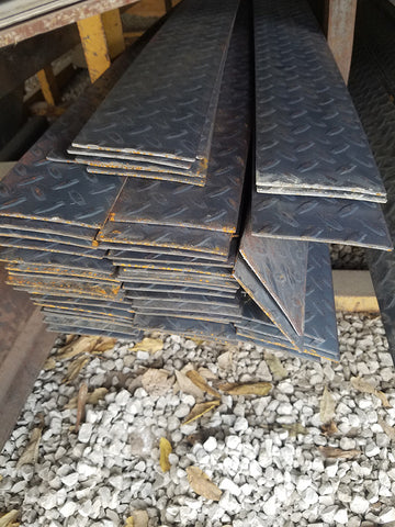 Deck Plate Strips