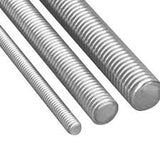 "Threaded Rounds Grade 2   1""RD - 8 Threads/per inch"