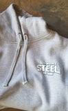 Sweatshirt- Light grey