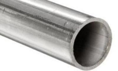 "Stainless Steel SCH40 Pipe size 1"" x 1.315 x .133 wall"
