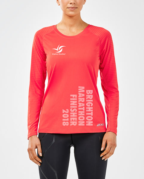 2XU XVENT L/S Top Commemorative