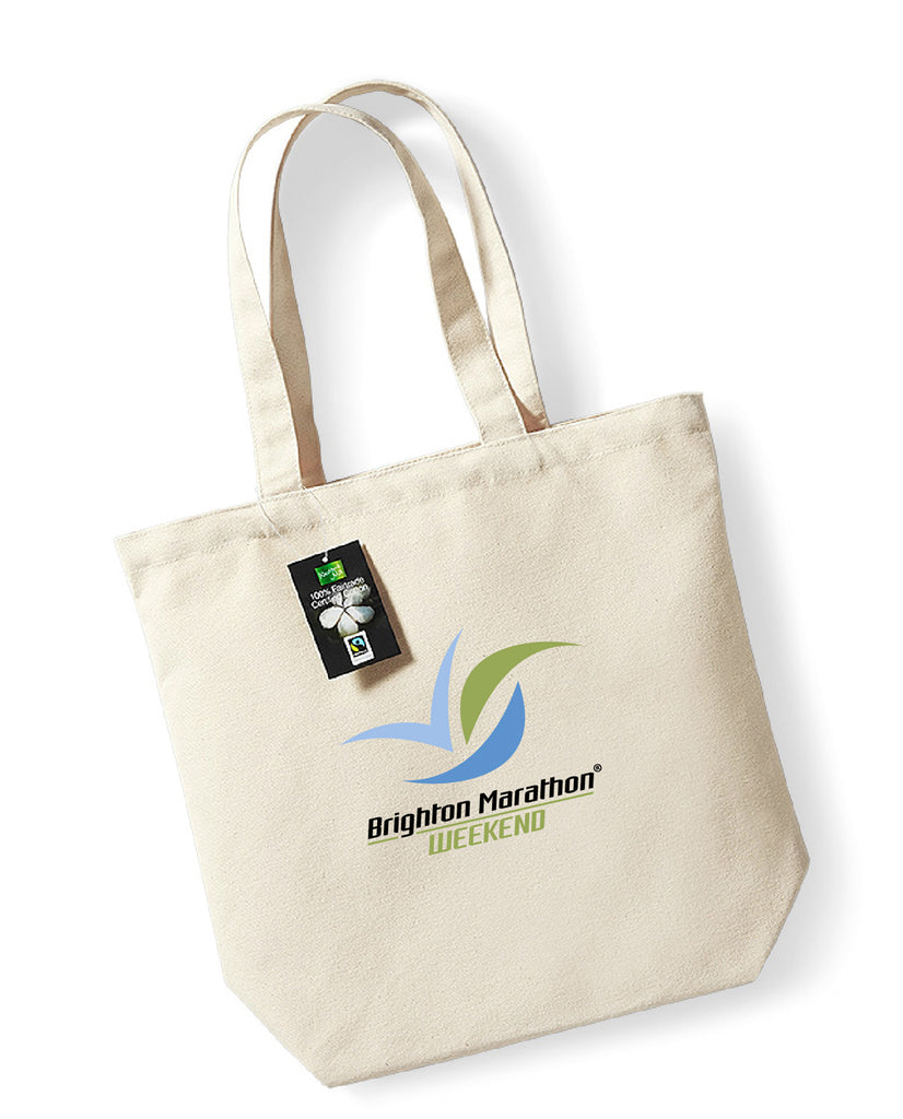 Brighton Marathon Weekend Organic Cotton Shopper