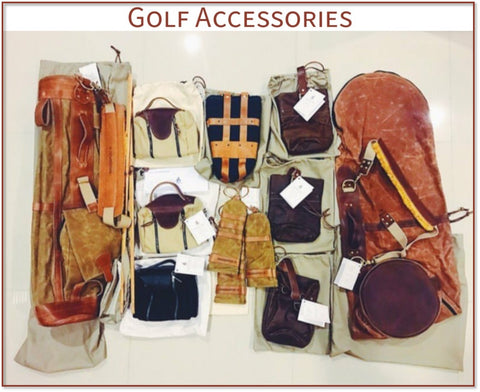 Steurer & Jacoby® Custom Crafted Golf Accessories