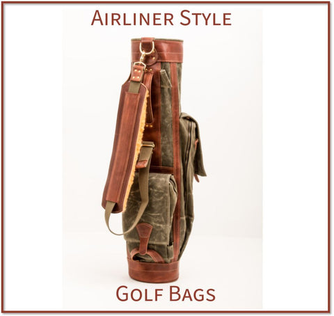 Steurer & Jacoby® Airliner Style Golf Bags