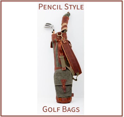 Steurer & Jacoby® Pencil Golf Bags